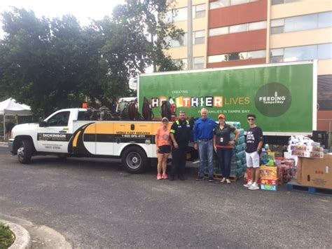 hurricane irma donations dickinson fleet donates to hurricane irma relief efforts