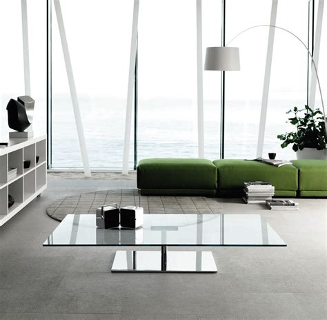 Living Room Glass Table 30 Glass Coffee Tables That Bring Transparency To Your Living Room