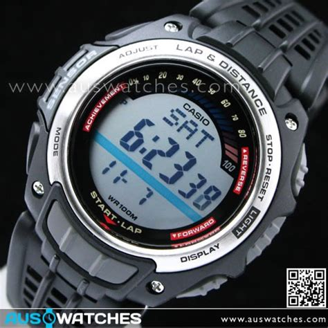 Sgw 100 2bdr Casio Sportsgear Series Buy Casio Outgear Sports Gear Series Sgw 200 1v Buy