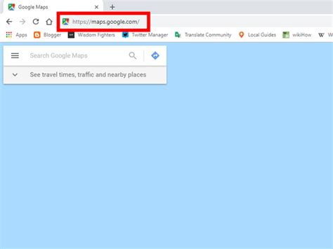 image  google maps  steps