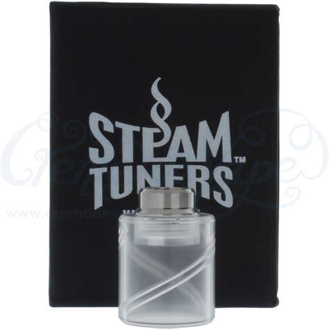 Wave Tank Prime Nut By Steamtuners kayfun prime wave tank kit by steam tuners creme de vape