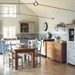 colourful country kitchen freestanding kitchen ideas