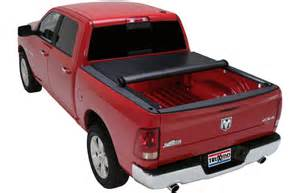 Tonneau Covers For Trucks Truxedo 597601 Lo Profile Qt Soft Roll Up