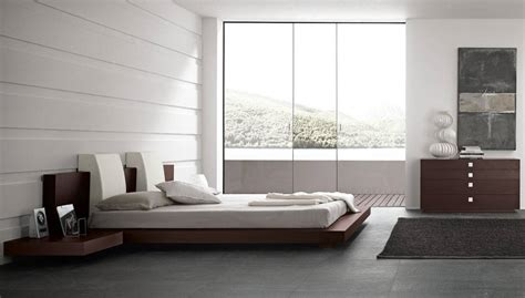 Win Bedroom Furniture Made In Italy Wood Modern Master Bedroom Set With Headboard Pillows Garland Rossetto Win