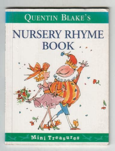 quentin blakes nursery rhyme quentin blake s nursery rhyme book by quentin blake children s bookshop hay on wye