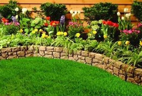borders for flower beds flower bed border interior design ideas