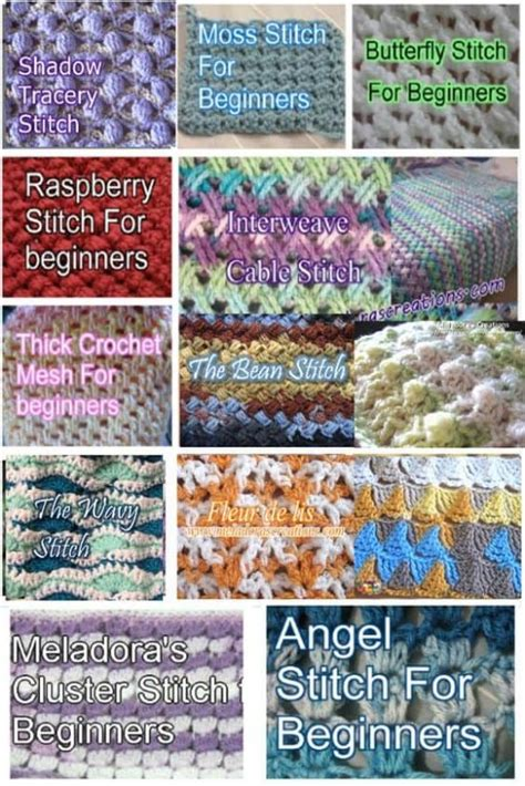 crochet unique guide from beginner to advanced learn stitches and patterns ways to care and even start your crochet business complete book of crochet crochet stitches crochet books books how to crochet easy patterns for beginners the whoot