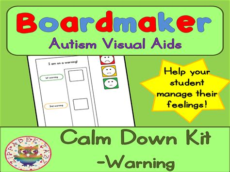 the asd feel better book a visual guide to help brain and for children on the autism spectrum books calm warning chart boardmaker visual aids for