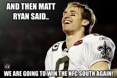 Drew Brees Memes - nfl memes on twitter quot drew brees after last nights