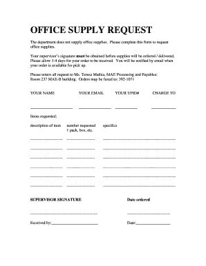 supply request form supply request form mudeo tk