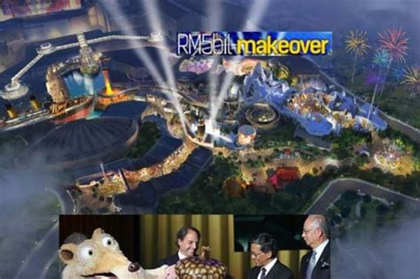 theme park newspaper articles plan includes rm1bil theme park at resorts world genting
