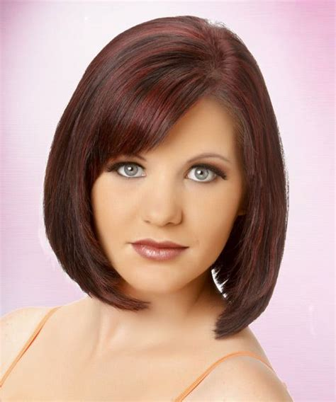 evening hairstyles for a bob medium straight formal bob hairstyle medium brunette