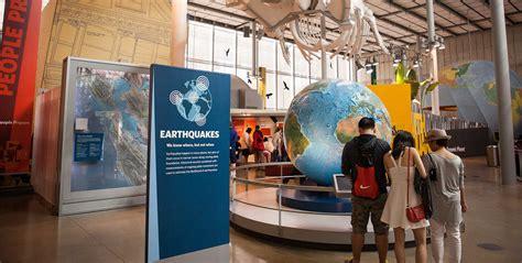earthquake science earthquake life on a dynamic planet earthquake exhibit