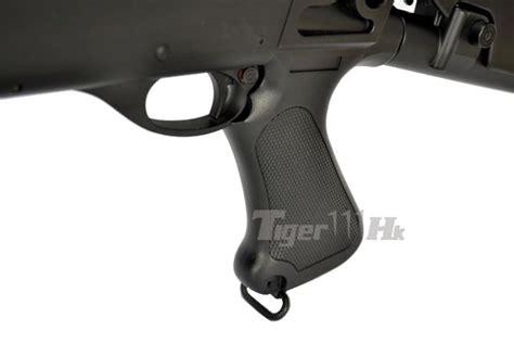 M14 Gearbox Shell Cyma cyma retractable stock m870 metal shotgun black