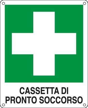cartello cassetta pronto soccorso 20114x cartello di pronto soccorso alluminio verde