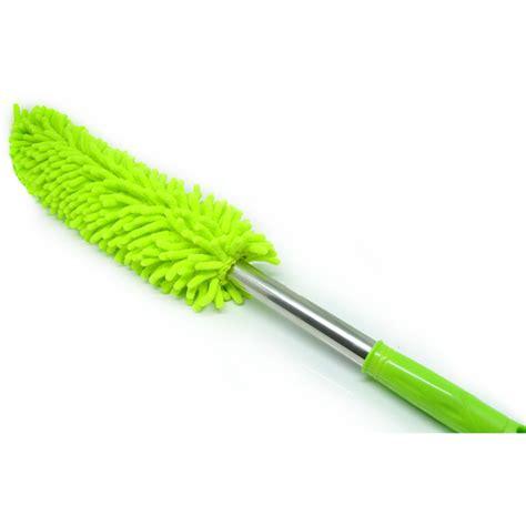 kemoceng microfiber green jakartanotebook