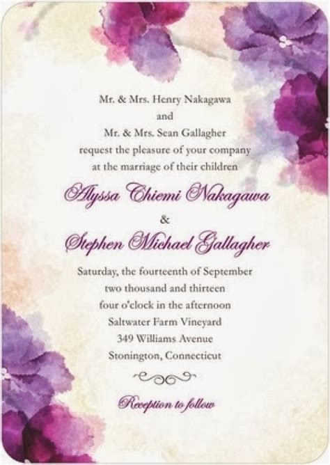 wedding announcement template wblqual com wedding invitation templates online free wblqual com