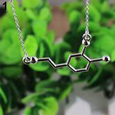 dopamine-molecule-necklace