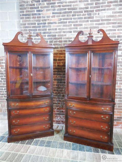 value of antique corner china cabinet corner china cabinets china cabinets and china on
