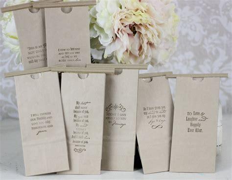 Wedding Favors Bags by Wedding Favor Bags Kraft Paper Cookies Popcorn