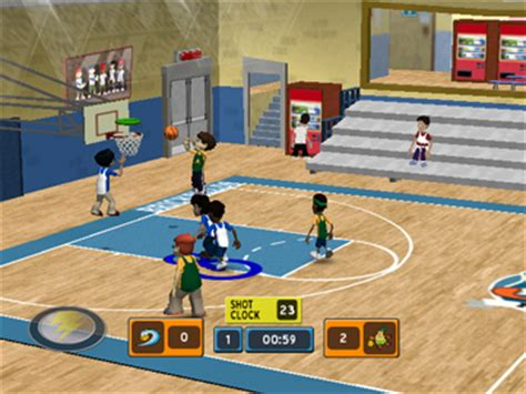 backyard basketball free download backyard basketball 2007 game download uclickgames