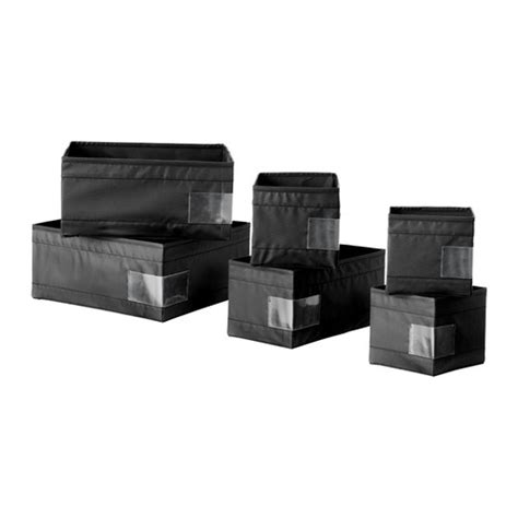 ikea skubb drawer organizer cheap dresser drawer organization savvy brown