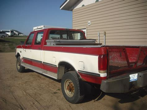 1990 ford f350 crewcab 7 3 diesel 5 speed 1991 1992 1993 1994 1995 1996 1997