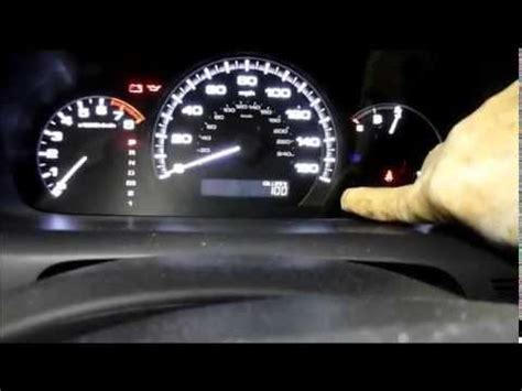 how to reset on honda accord 2006 how to reset the change require light on a 2006 honda