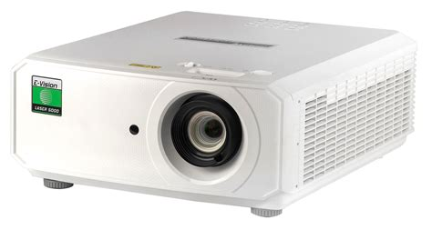 Proyektor Vixion digital projection reveals high performance laser illumination in the new budget friendly e
