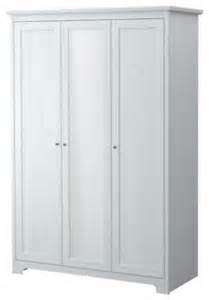 aspelund wardrobe with 3 doors scandinavian armoires