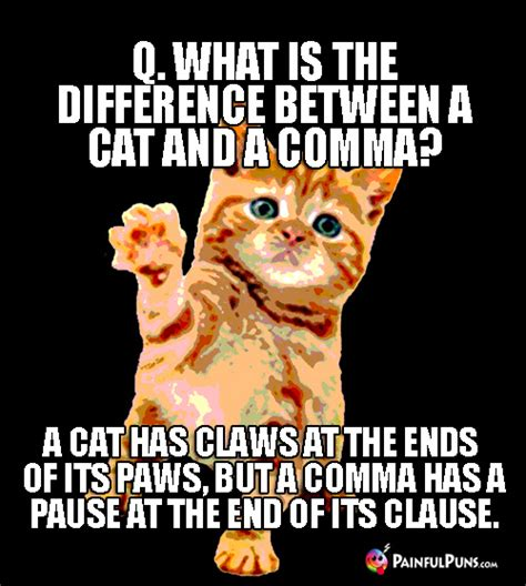 Comma Meme - painful puns funny riddles silly questions dumb answers