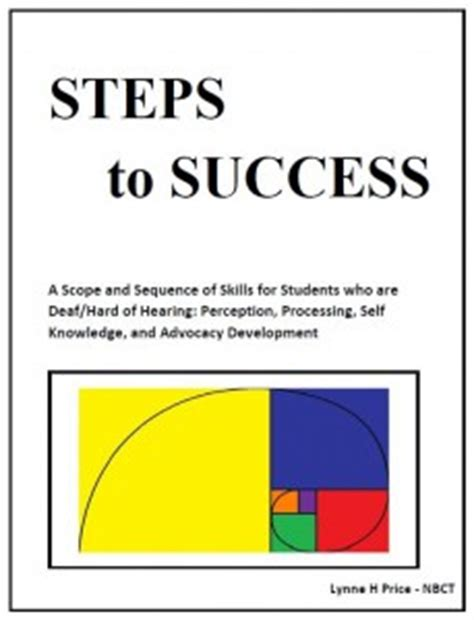 12 steps to success become the amazing the universe wants you to be books success for with hearing loss self advocacy skills