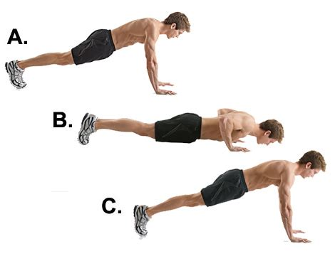 the of the push up fit club
