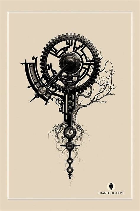 best 25 gear tattoo ideas only on pinterest clockwork