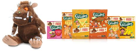 Win A Selection Of Organix Goodies by Win Gruffalo Prizes With Organix Goodies Primary Times