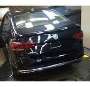 VW Virtus Rear Spy Shot Brazil  Indian Autos Blog