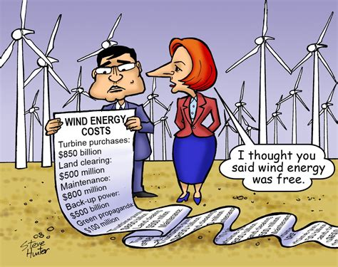 Backyard Wind Turbine Wind And Solar Are Crippling Economies Foolish Enough To