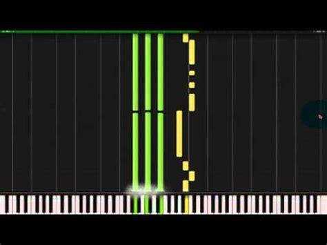 tr pattern youtube los peces en el rio piano instrumental tutorial youtube