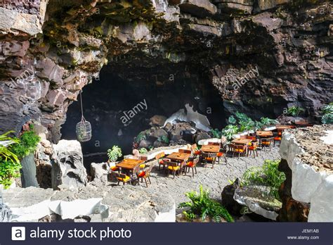 cave table and chairs tables and chairs in volcanic cave in jameos agua