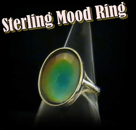 13 best mood ring images on pinterest meaning of colors 15 best images about sterling mood rings on pinterest