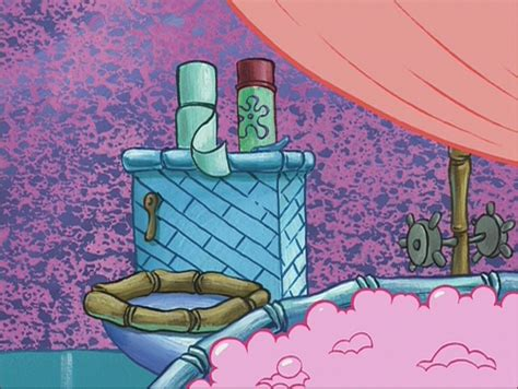 squidward bathtub squidward s toilet encyclopedia spongebobia the