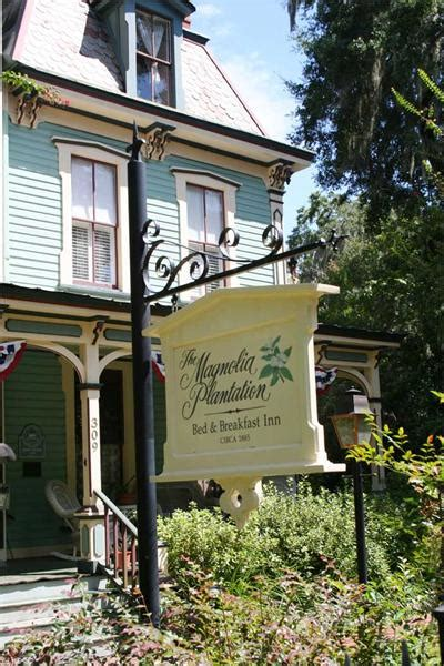 bed and breakfast gainesville fl magnolia plantation bed breakfast inn visit