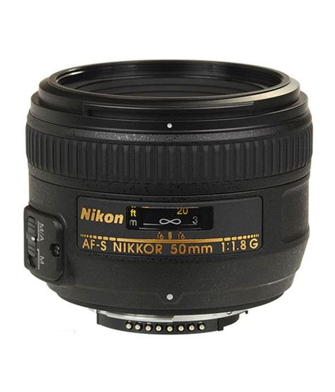 Lensa Nikon Af S 50mm F18g Nikon Af S 50mm F18g nikon af s nikkor 50mm f 1 8g lens 7600 from snapdeal hotdeals forum india free stuff
