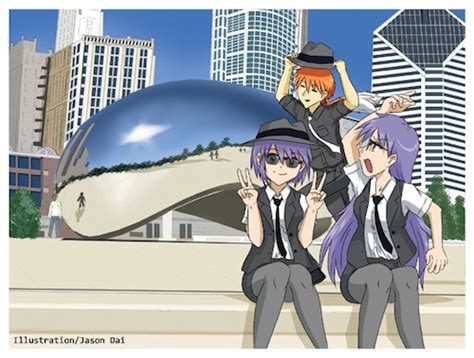Chicago Conventions Calendar The Big List Of Anime Conventions Big Fish