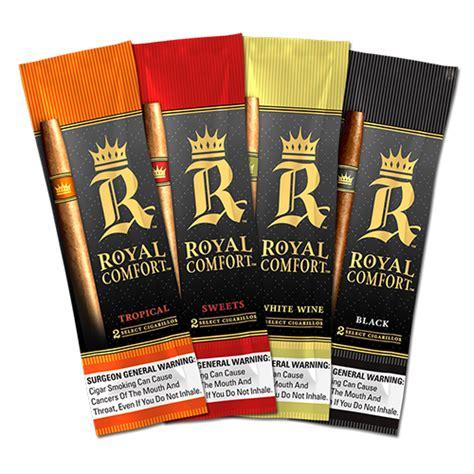 royal comfort cigarillos john middleton royal comfort cigarillos cs products