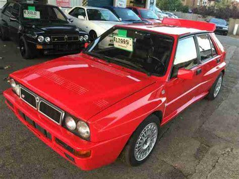 Lancia Integrale Evo For Sale Lancia Delta Integrale Evo 1 Car For Sale