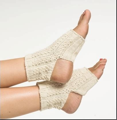diy cable knit socks cable socks knitting pattern favecrafts