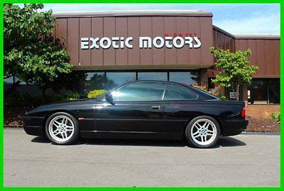 car owners manuals for sale 1995 bmw 8 series electronic toll collection bmw 8 series cars for sale in missouri