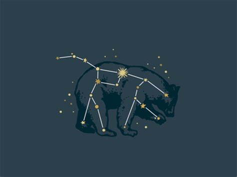 ursa major tattoo interstellar a study in constellation design sweet mint
