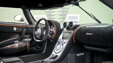 koenigsegg one 1 interior hyperpowered koenigsegg one 1 supercar randommization